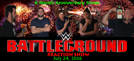 battleground reaction show